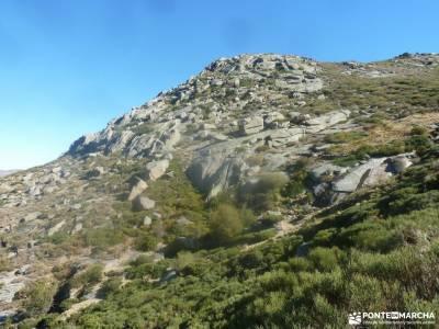 La Serrota - Valle de Amblés; sierra espuña nacimiento rio cuervo cavalls del vent laguna negra